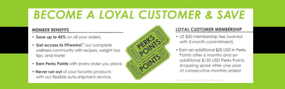 It Works Customer Loyalty Program | Home Spa for Health